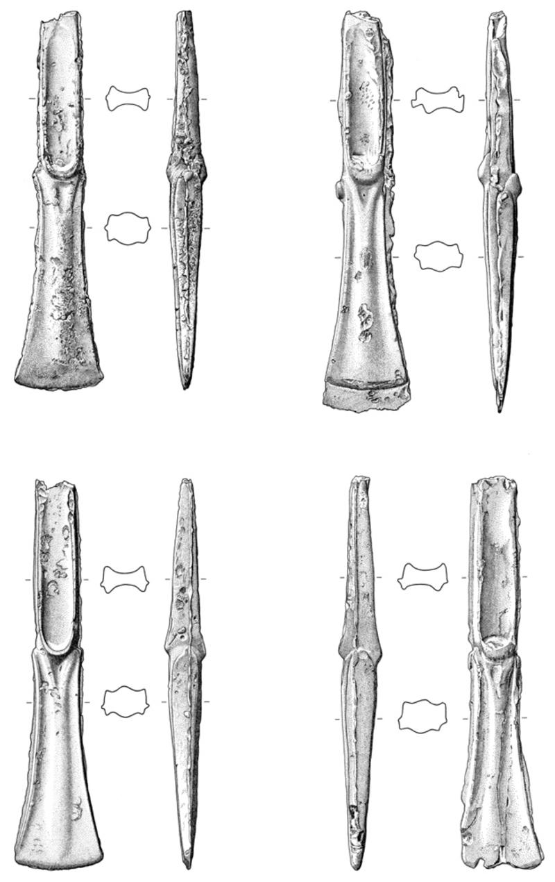 Funde der lteren bronzezeit deponierungen akademie for Depot rendsburg